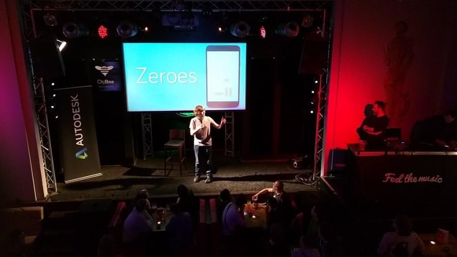 Petr Marek Warm Up Zeroes