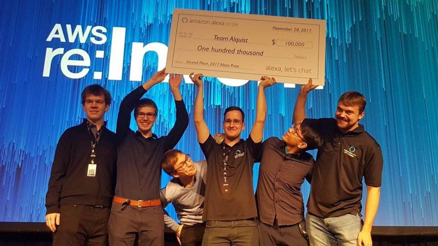 Alexa Prize finals