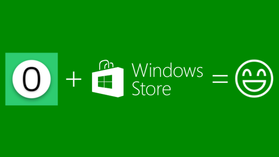 Zeroes on Windows Store