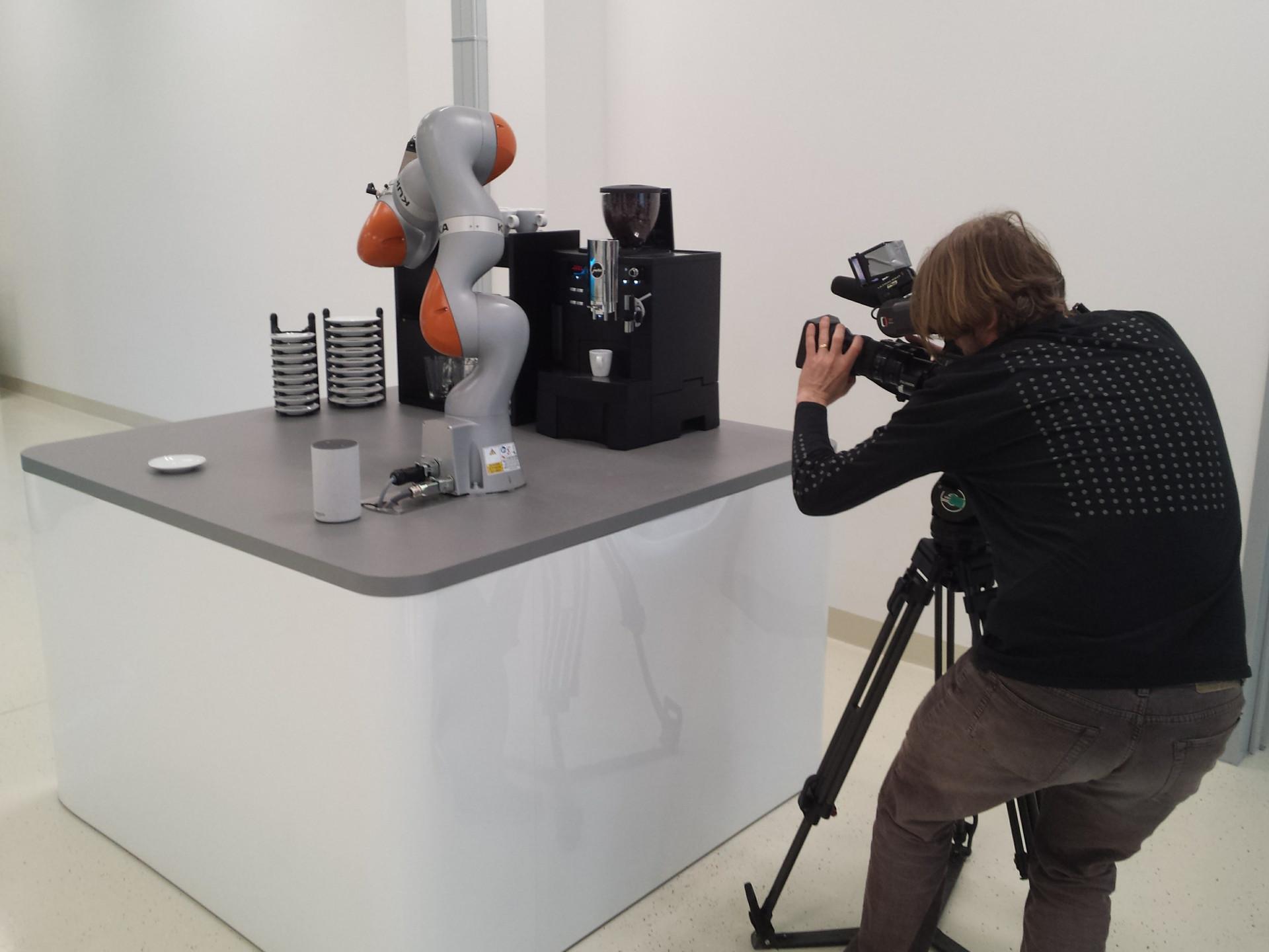 Robo-barista